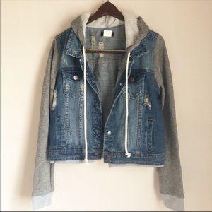 Woman's Venus jean jacket